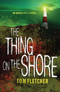 Cover for 'Thing on the Shore'